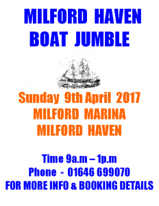 boat jumble 2017